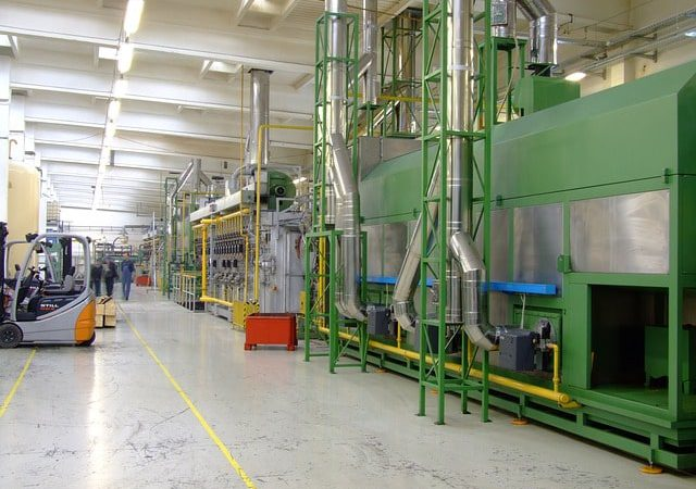 Nowoczesne fabryki – czym nas zachwycają?