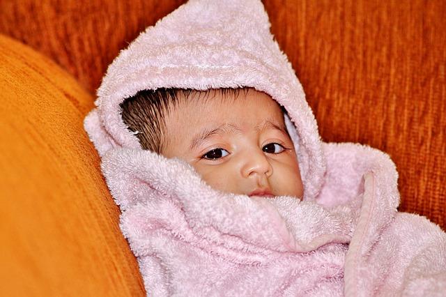 Czym przykryć dziecko?